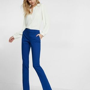 Express Barely Bootcut Columnist Pant